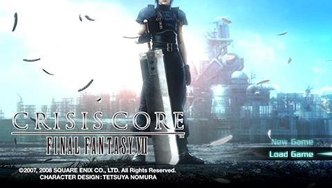 Final Fantasy 7: Crisis Core