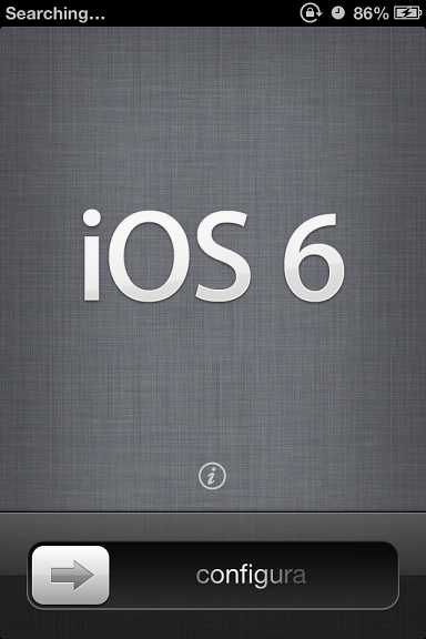 iOS 6.1 updat