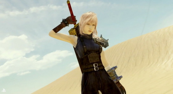Final Fantasy 13 - Lightning Returns gets a Final Fantasy 7 pre-order bonus