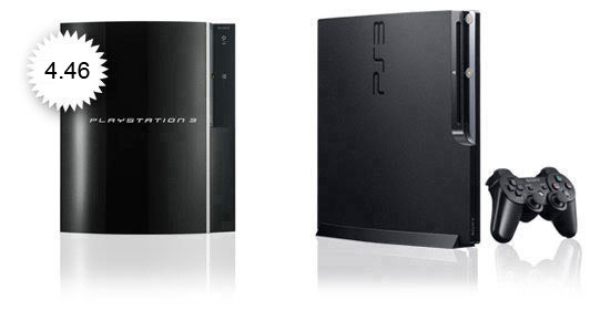 PS3 Official Firmware 4.46