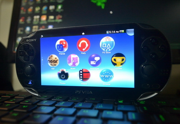How to disassemble your PS Vita