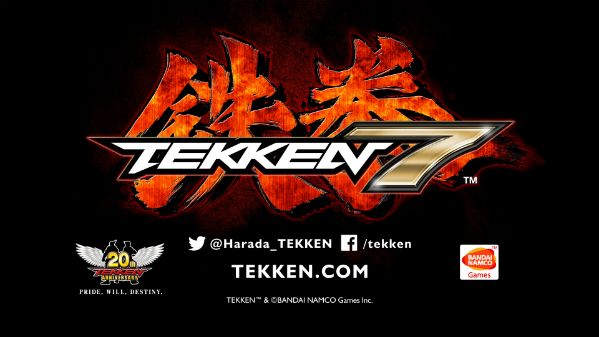 Tekken 7 Teaser Trailer Revealed at EVO 2014