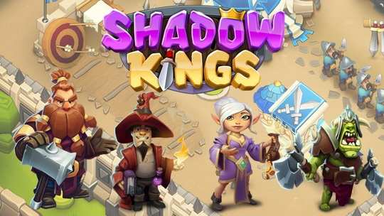 Shadow Kings - A New Fantasy MMO