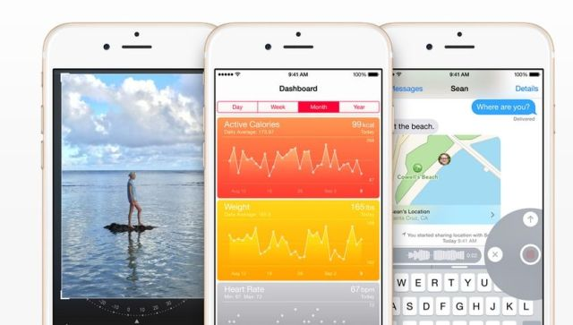 iOS 8.1 update now available
