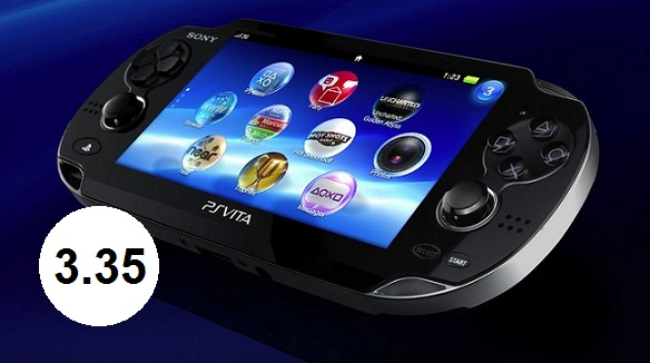 PS Vita Firmware 3.35 now available