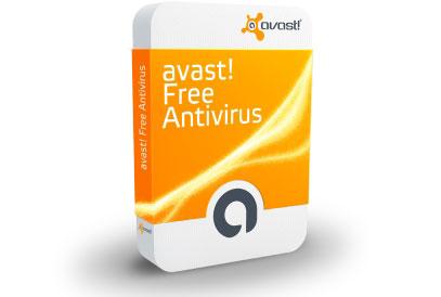 Avast Free Anti-Virus Program