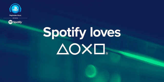 Sony enters partnership with Spotify