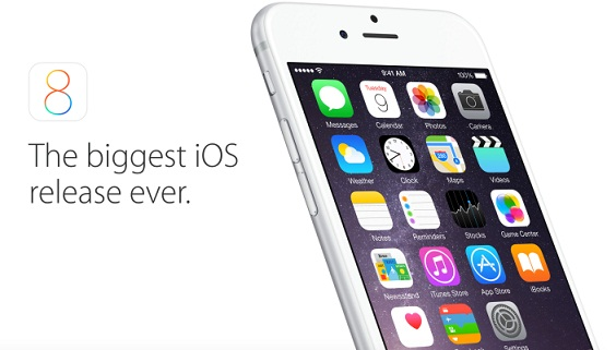 Apple is already working on iOS 8.4