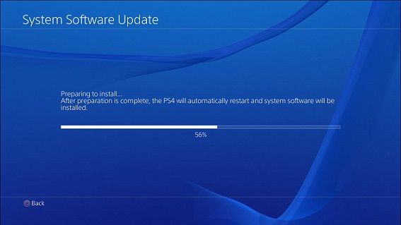 PS4 Firmware 2.04 now available