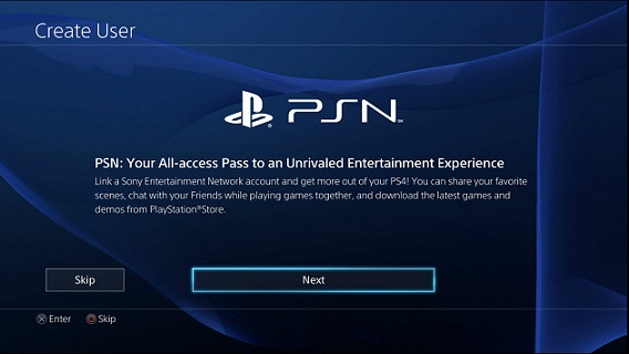 How to upgrade your SEN/PSN sub account to a master account