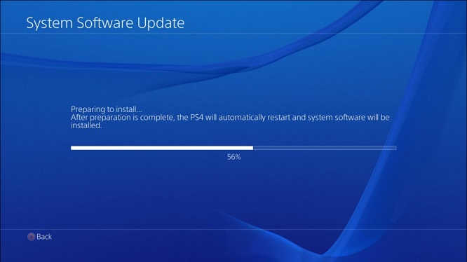 PS4 Firmware 2.57 out now