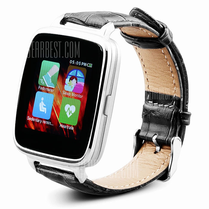 OUKITEL A28 Smart Watch for iOS and Android