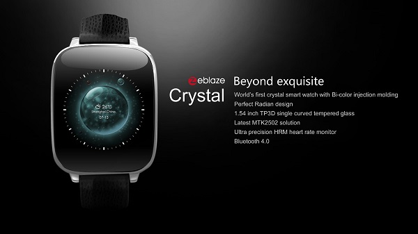 Zeblaze Crystal Smart Bluetooth Watch