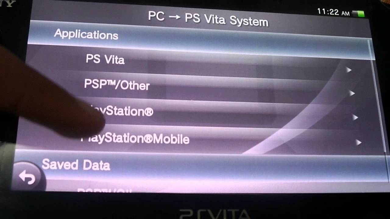 PS Vita Firmware 3.57 quick Fix