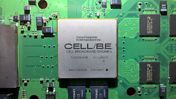 PS3 Cell Processor